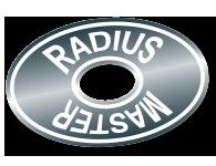 Radius Master Logo