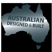 Australian Designed and Built