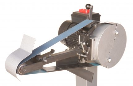 Select-A-Rad 602 Belt Grinder, Knife Sharpener and Tube Notcher